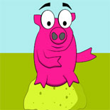 tireless pig game online