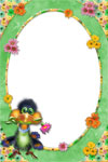 Free online photo frame for kids