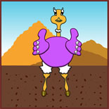 ostrich game